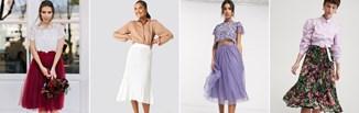 Elegancka spódnica na wesele - zobacz propozycje różnych fasonów i najmodniejsze stylizacje!
