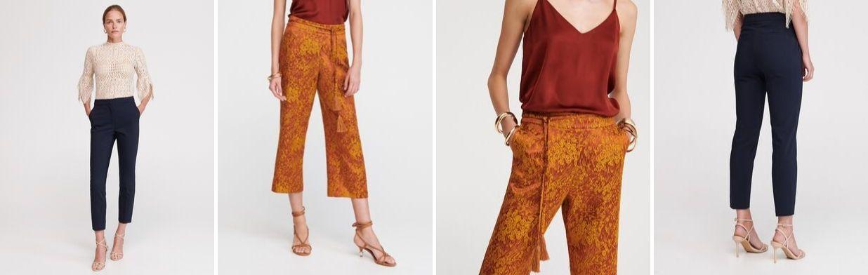 Eleganckie spodnie na wesele - zobacz propozycje stylizacji weselnych ze spodniami