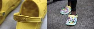 Fenomen klapków Crocs - od wygodnych butów na działkę po modowy must have [INSPIRACJE]
