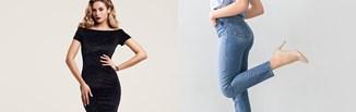 Figura klepsydry w stylizacjach. Dowiedz się, co nosić, aby podkreślić kobiecą sylwetkę typu X!