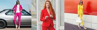 Garnitur damski na wesele 2020 – modna alternatywa dla sukienki