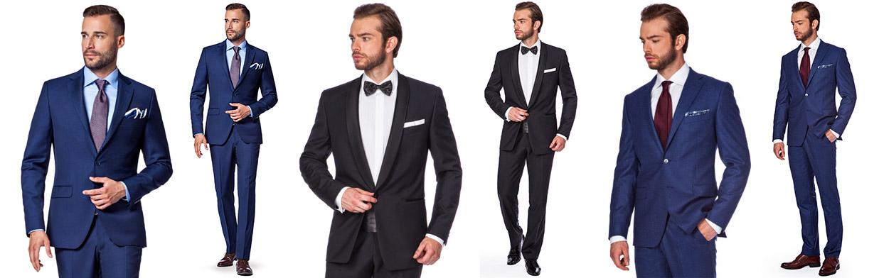 e8b894c209eea Garnitury męskie na studniówkę - jak się ubrać? - Trendy w modzie w ...