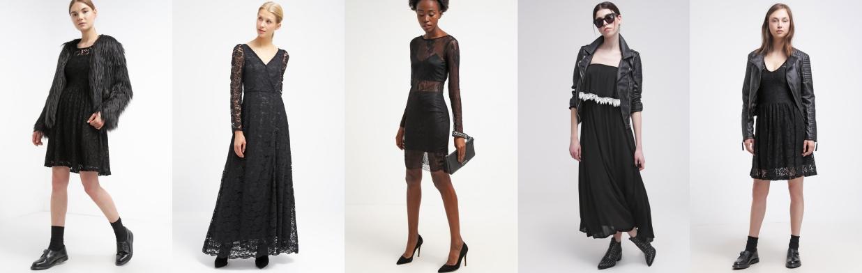 Nowy trend: gotyckie sukienki