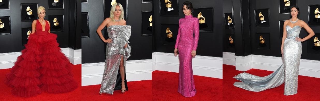 Grammy Awards 2019 - najpiękniejsze kreacje!