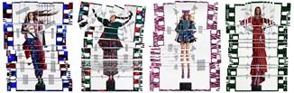 Kenzo dla H&M jesienno-zimowa kolekcja