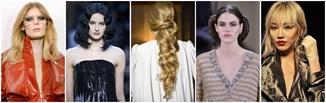 Pomysły na nową fryzurę i makijaż wieczorowy