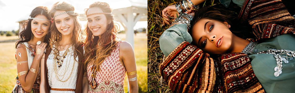 Hippie Style Odkryj Styl Hipisow Z Lat 70 I Poznaj Najmodniejsze Stylizacje Dzieci Kwiatow Trendy W Modzie W Domodi