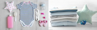 Idealna wyprawka dla noworodka – zobacz co musisz mieć!
