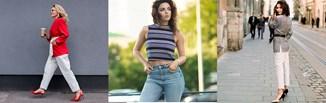 Idealne spodnie dla figury gruszki? Odkryj fasony, w których będziesz wyglądać znakomicie!