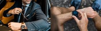 Idealny zegarek dla mężczyzny - jak go wybrać? Ranking modnych zegarków męskich