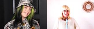 Inspirująca Billie Eilish blondynką! Wiosna i lato to czas na metamorfozę?