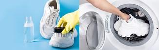 Jak czyścić sneakersy? Poznaj sprawdzone sposoby na pranie butów sportowych