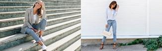 Jak nosić jeansy w biurze? Sprawdź propozycje stylizacji biurowych z denimem w roli głównej