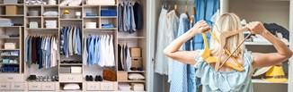 Jak składać ubrania, żeby się nie gniotły i zajmowały mało miejsca? Poznaj TE sposoby! [PORADNIK]