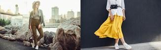 Jak stylowo ukryć szerokie biodra? Modowe triki, które pomogą wyrównać proporcje Twojej sylwetki