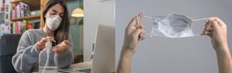 Jak używać maseczek ochronnych wielorazowych, a jak jednorazowych? Kompleksowa instrukcja stosowania
