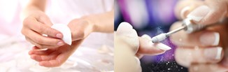 Jak zdjąć hybrydę w domu i na wyjeździe? Samodzielne usuwanie manicure hybrydowego