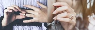 Jak zmierzyć rozmiar pierścionka i obrączki? Tabela rozmiarów pierścionków i kompleksowy poradnik