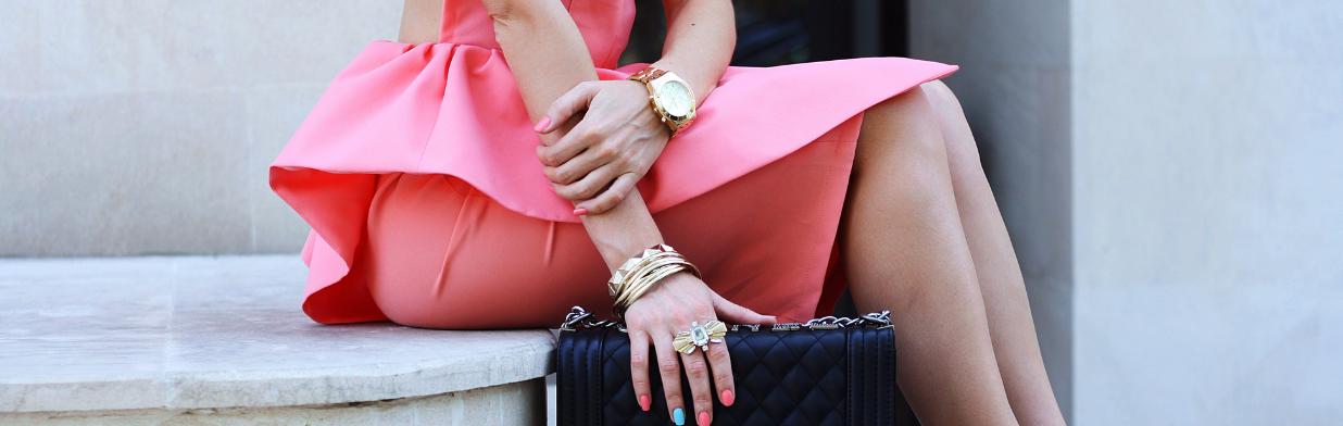 Jakie buty do różowej sukienki wybrać? Podpowiadamy!