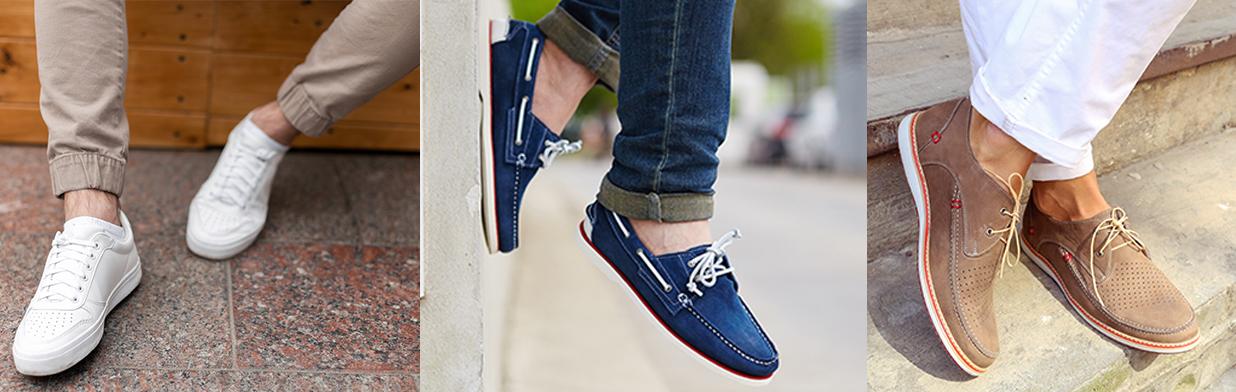 Jakie buty męskie kupić na wiosnę lato 2020? Sprawdź