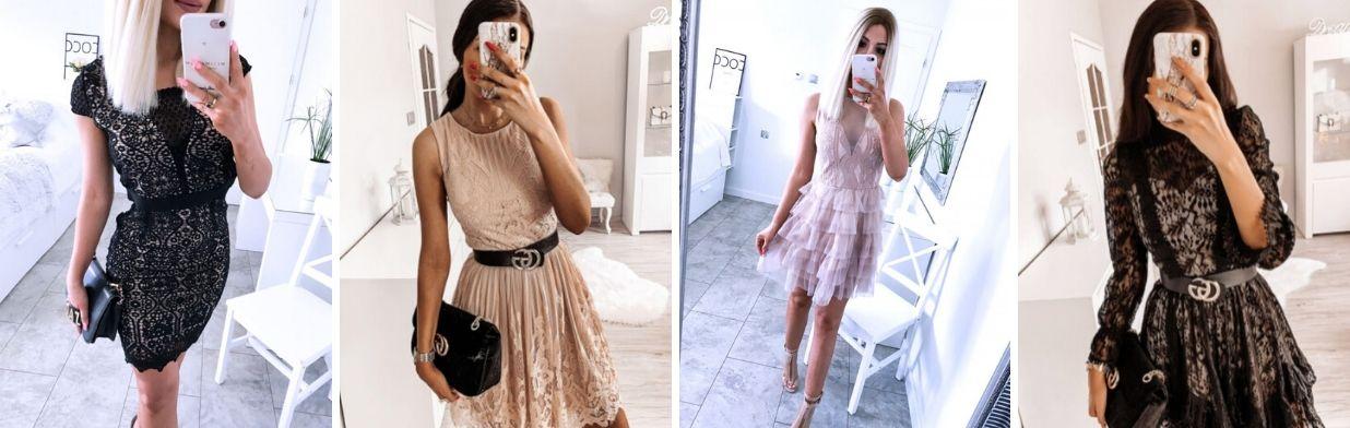 Jakie dodatki pasują do koronkowej sukienki? Podpowiadamy!