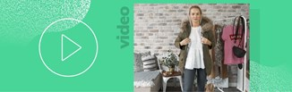 Jeansy z wysokim stanem - 3 pomysły na stylizacje [VIDEO]