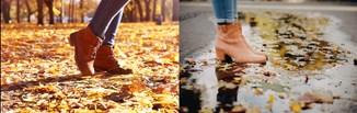 Jesienne buty na okres przejściowy - przegląd modeli na okres między porami roku. Które wybierzesz?