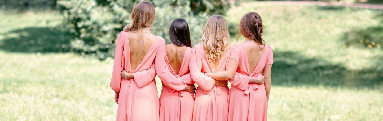 Jesienne wesele 2019 – jaką sukienkę wybrać?