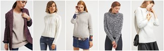 Jesienny must have - gruby sweter