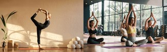 Joga dla początkujących. Jak się ubrać na zajęcia jogi, jaką matę i akcesoria wybrać? [Poradnik]