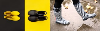 Kalosze damskie długie i krótkie - sprawdź stylowe modele idealne na deszczowe dni! [WYBÓR REDAKCJI]