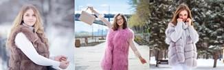 Kamizelka futrzana w stylizacjach na jesień i zimę. Jak nosić kamizelkę z futerka i wyglądać modnie?