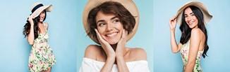 Kapelusze damskie na lato - odkryj najmodniejsze nakrycia głowy tego sezonu!