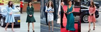 Kate Middleton - poznaj styl księżnej!