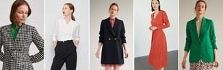 Klasyczna szafa kobiety po 40-stce - moda dla 40-latki w 2020!