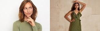 Kolor khaki - z czym i jak go nosić? Sprawdzone stylizacje na każdą okazję