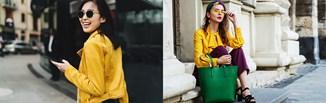 Kolor miodowy - jak nosić modny odcień żółtego? Sprawdź nasze pomysły na stylizacje!