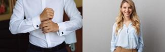 Koszula w spodniach czy na wierzchu - jak ją nosić? Wskazówki stylizacyjne dla mężczyzn i kobiet