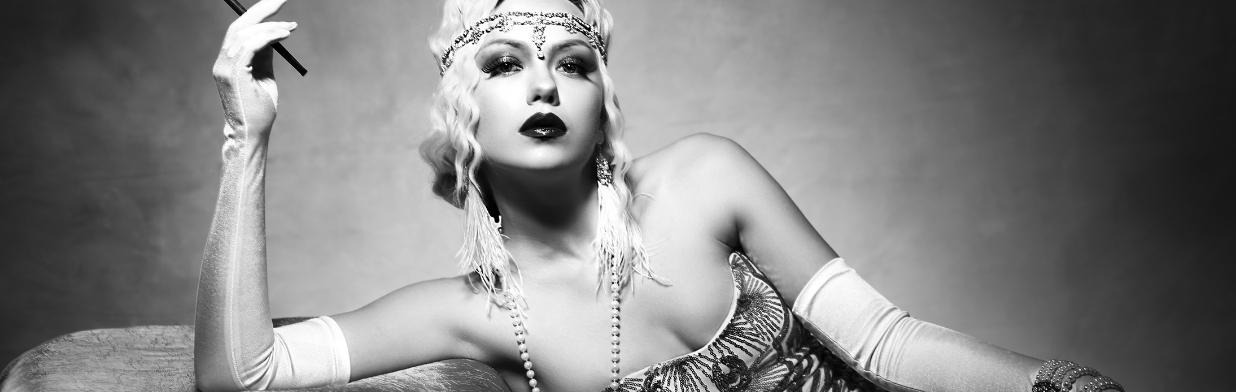 Lata 20. - moda damska i męska: historia i inspiracje na imprezę w stylu lat dwudziestych