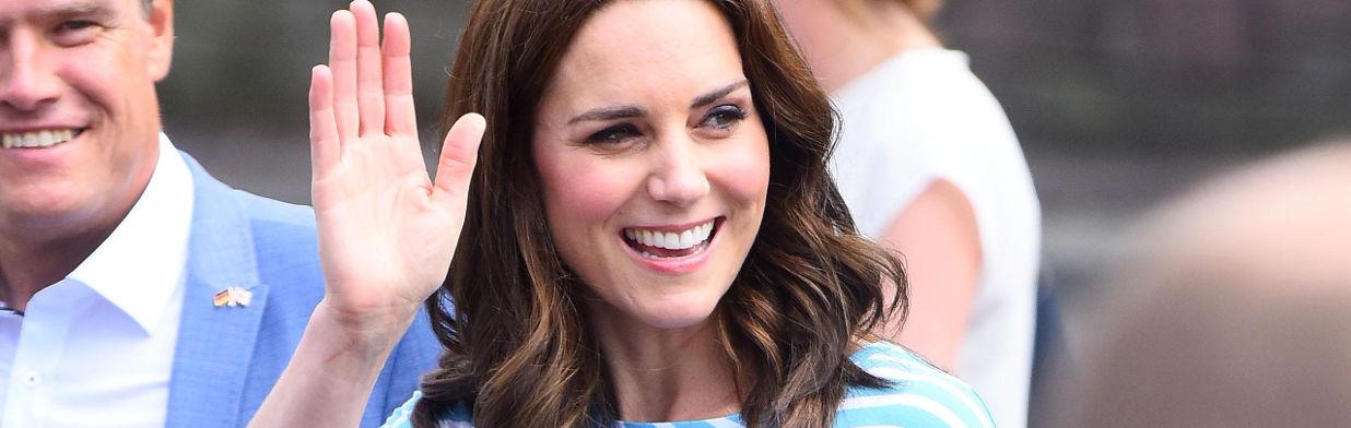 Księżna Kate zachwyca w jesiennej stylizacji!
