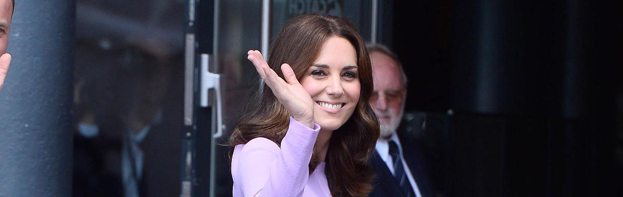 Księżna Kate zaskakuje nietypowym strojem!