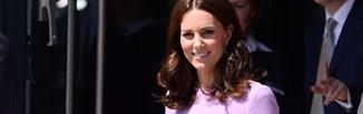 Księżna Kate znów w sukience z ZARY!