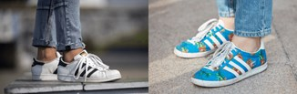 Kultowe modele adidasów w stylizacjach fashionistek. Poznaj hity z Instagrama!