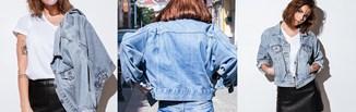 Kurtka jeansowa - stylizacje na lato 2020, które pokochasz!