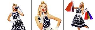 Lata 50. - moda damska i męska. Poznaj styl i historię tej dekady oraz współczesne inspiracje