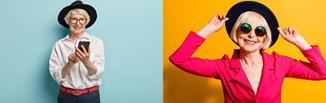 Letnia wyprzedaż ubrań dla dojrzałych pań - odkryj modę 50+ taniej nawet o 70% na Domodi!