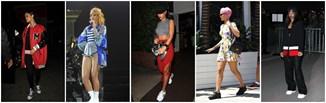 Rihanna inspiruje - look na letni festiwal