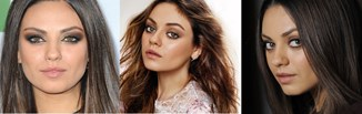 Makijaż w stylu: Mila Kunis - video