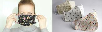 Maseczki ochronne wielorazowe - jaką wybrać? Jak prać maseczki bawełniane wielokrotnego użytku?
