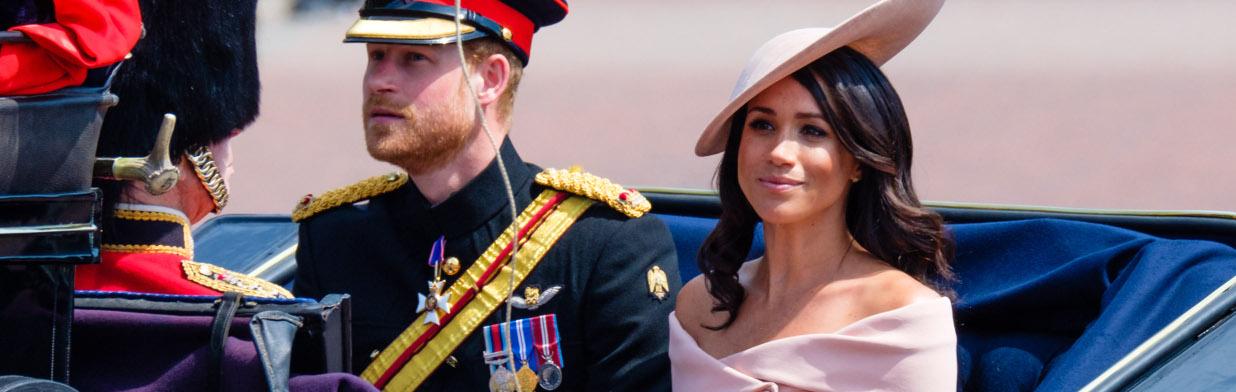 Księżna Meghan zachwyca na urodzinach KRÓLOWEJ!